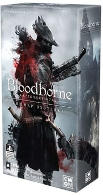 Bloodborne. Кошмар Охотника (Bloodborne: The Hunter's Nightmare)