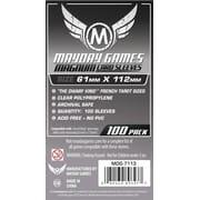 Протекторы для 7 Wonders  Maydaygames Magnum - 61 x 112MM (100 шт)