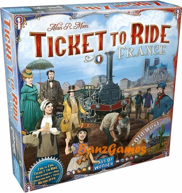 Ticket to Ride: France