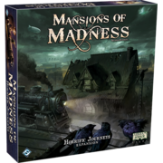 Mansions of Madness : Horrific Journeys Expansion