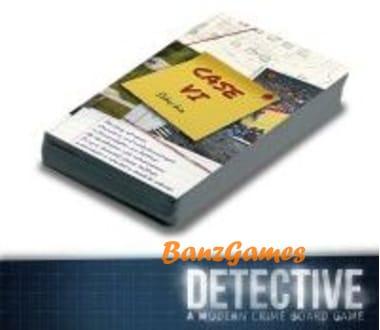 Детектив. Дело VI. Пригород