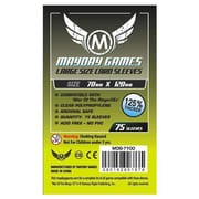 Протекторы Mayday Games Custom Sleeves, для WOTR  70 x 120 мм PREMIUM  (75 шт)