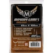 Протекторы для 7 Wonders  Maydaygames Magnum  - 65 x 100MM (100 шт)