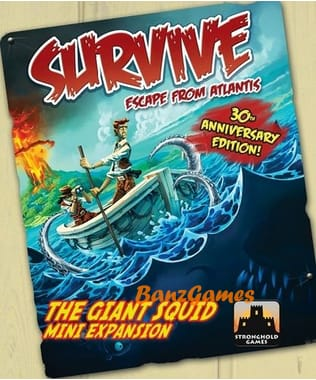 Survive: The Giant Squid