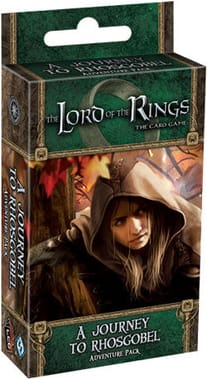 The Lord of the Rings: The Card Game - A Journey to Rhosgobel Adventure