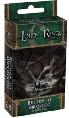 The Lord of the Rings: The Card Game - Return to Mirkwood Adventure