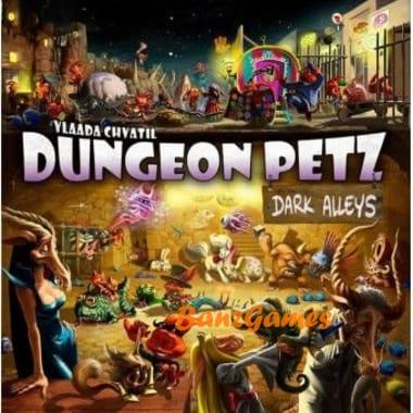 Dungeon Petz: Dark Alleys