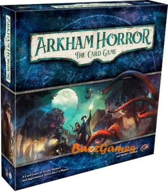 Arkham Horror: Card Game (Базовая игра)