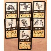Robinson Crusoe: Adventure on the Cursed Island - Beast Cards